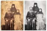 Реставрация архивного фото